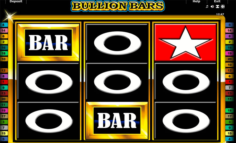 Bullion Bars gokkast